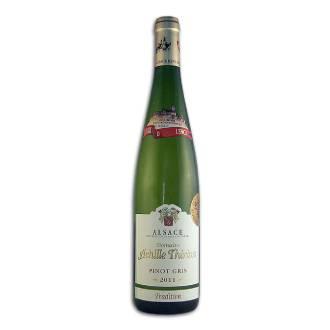 Domaine Achille Thirion Tradition Pinot Gris | Alsace | 2017 | Vol, rijk en complex