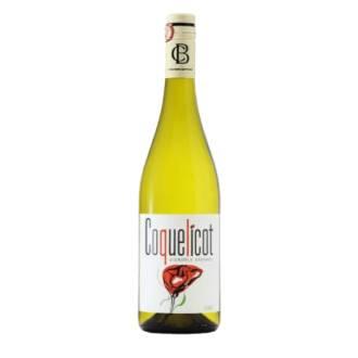 Bruno Andreu, Coquelicot Blanc | Languedoc-Roussillon | 2018 | Fris, fruitig en droog