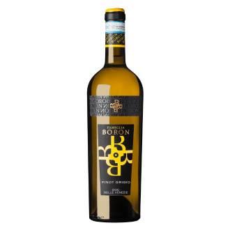 Boron Cantina Pinot Grigio | Veneto | 2019 | Fris, fruitig en droog