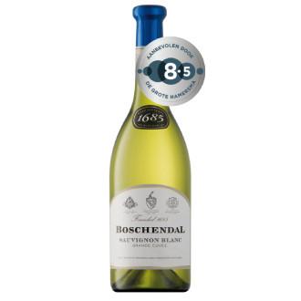 Boschendal 1685 Sauvignon Blanc Grande Cuvée | Zuid-Afrika | 2018 | Fris, fruitig en droog