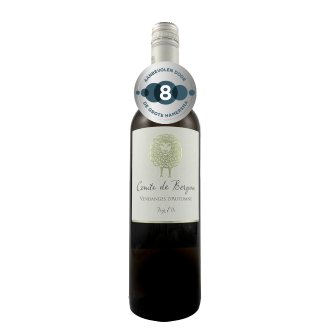 Comte de Bergon Vin de Pays d' Oc Blanc