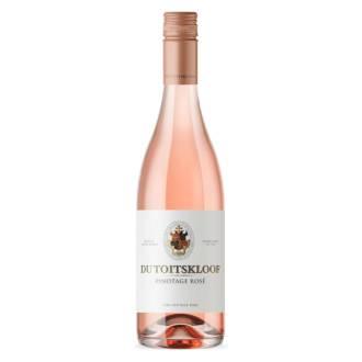 Du Toitskloof Pinotage Rosé | Zuid-Afrika | 2017 | Kleurrijk, soepel en fruitig