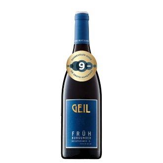 Weingut Geil Frühburgunder | Rheinhessen, Duitsland | 2018 | Licht, fruitig en soepel