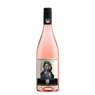 Weingut Hiss Baden Spätburgunder Rosé Trocken | Duitsland | 2017 | Fruitig en kruidig