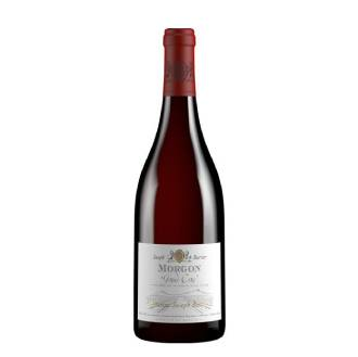 Joseph Burrier Morgon Grand Cras | Beaujolais | 2016 | Intens, rond en romig
