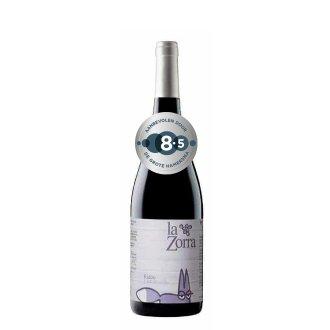La Zorra Temprenillo y rufete Vinos y vinyedos