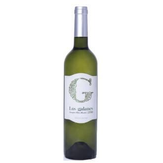 Los Galanes Sauvignon Blanc-Macabeo | La Mancha | 2017 | Soepel, rijp en fruitig