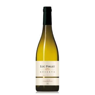 Domaine Luc Pirlet Chardonnay Réserve | Languedoc-Roussillon | 2017 | Vol, rijk en complex