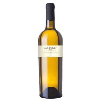 Domaine Luc Pirlet Sauvignon-Chardonnay | Languedoc-Roussillon | 2018 | Fris, fruitig en droog