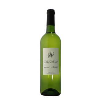 Mas Montel Bouquet de Blancs | Languedoc-Roussillon | 2017 | Soepel, rijp en fruitig