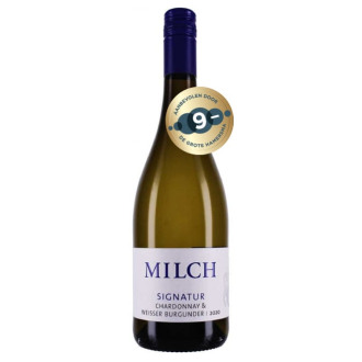 Weingut Milch Signature | Rheinhessen, Duitsland | 2019 | Fris, fruitig en droog