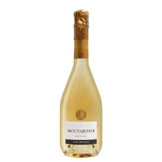 Champagne Moutardier Pure Meunier Brut Nature | Frankrijk | Droog, strak en fruitig | Pinot Meunier