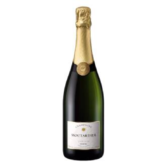 Champagne Moutardier Carte d'Or Demi-Sec | Frankrijk | Rijp en fruitig | Chardonnay, Pinot Meunier