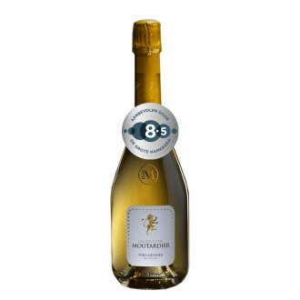 Champagne Moutardier Pure Meunier - Brut Nature