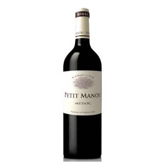 Clos Manou Petit Manou bio | Bordeaux | 2013 | Complex, krachtig en vol