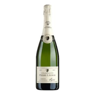 Champagne Pierre Legras Grand Cru Blanc de Blancs | Frankrijk | Droog, strak en fruitig | Chardonnay