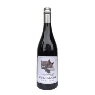 PigBull & Friends Merloink | Languedoc-Roussillon | 2017 | Fris, fruitig en droog