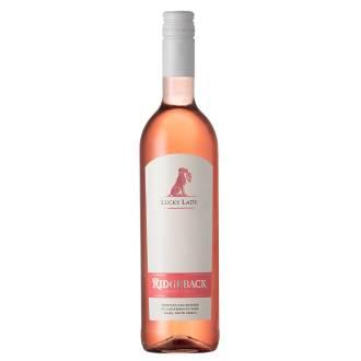 Ridgeback Lucky Lady rosé | Zuid-Afrika | 2019 | Kleurrijk, soepel en fruitig