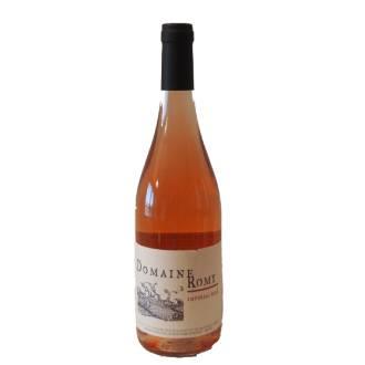 Beaujolais Imperial Rosé Domaine Romy   Frankrijk   2017   Kleurrijk, soepel en fruitig