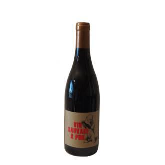 Régnié Vin Sauvage á Poil   Beaujolais   2017   Intens, rond en romig