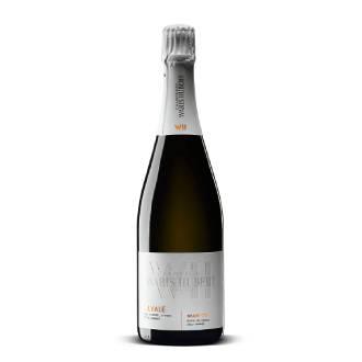 Waris Hubert Champagne Lilyale bio | Frankrijk | Droog, strak en fruitig | Chardonnay