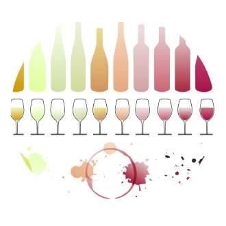 Wijn bestellen, makkelijker kiezen met behulp van smaakprofielen