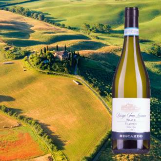 Wijntip: Borgo San Lorenzo Soave Classico | Italië | 2016 | Soepel, rijp en fruitig