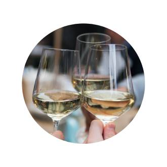 Top 10 witte wijnen onder €10