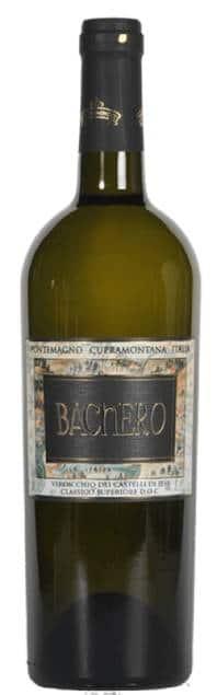 Bachero Verdicchio dei Castelli di Jesi DOC | Italië | gemaakt van de druif: Verdicchio