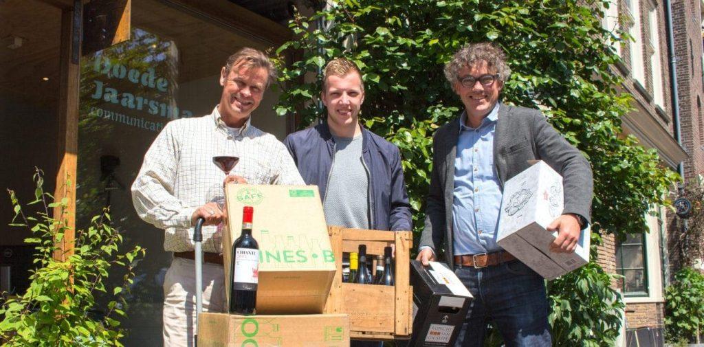 Team Casa del Vino Amsterdam