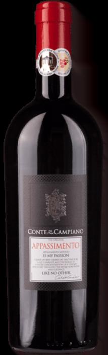 Conte di Campiano Appassimento | Italië | gemaakt van de druif: Negroamaro