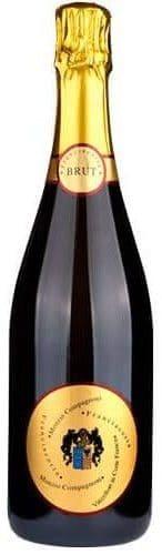 Franciacorta Monzio Compagnoni DOCG | Italië | gemaakt van de druif: Chardonnay, Pinot Nero