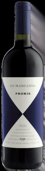 Gaja Cà Marcanda Promis | Italië | gemaakt van de druif: Cabernet Sauvignon, Merlot, Syrah
