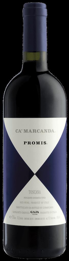 Gaja Cà Marcanda Promis | Italië | gemaakt van de druif: Merlot