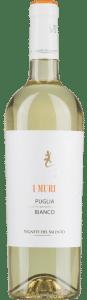 I Muri Bianco Vigneti del Salento | Italië | gemaakt van de druif: Chardonnay, Malvasia, Verdeca