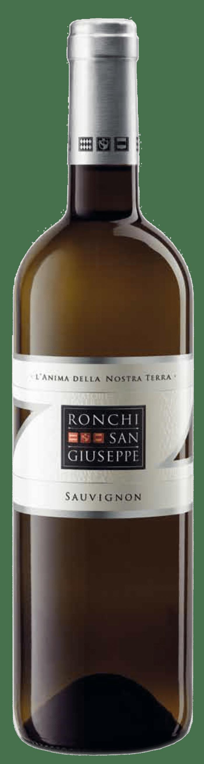 Ronchi San Giuseppe Sauvignon DOC | Italië | gemaakt van de druif: Sauvignon Blanc