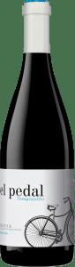 El Pedal Tempranillo | Spanje | gemaakt van de druif: Tempranillo