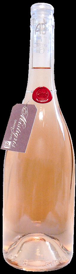 Bijzondere Rosé | Frankrijk | gemaakt van de druif: Syrah