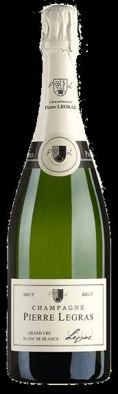 Champagne Pierre Legras – Grand Cru Blanc de Blancs | Frankrijk | gemaakt van de druif: Chardonnay