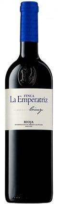 Finca La Emperatriz Crianza | Spanje | gemaakt van de druif: Garnacha, Tempranillo, Viura