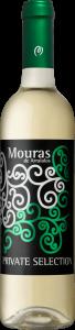 Mouras Private Selection Branco | Portugal | gemaakt van de druif: Antão Vaz, Arinto