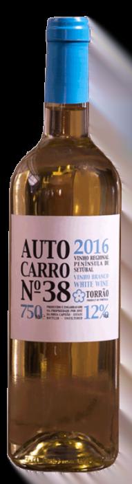 Autocarro Nr 38 Branco | Portugal | gemaakt van de druif: Arinto