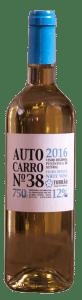 Autocarro Nr 38 Branco | Portugal | gemaakt van de druif: Arinto, Galego Dourado