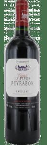Château Peyrabon La Fleur Pauillac | Frankrijk | gemaakt van de druif: Cabernet Franc, Cabernet Sauvignon, Merlot, Petit Verdot