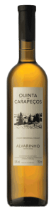 Vinho Verde Alvarinho | Portugal | gemaakt van de druif: Alvarinho