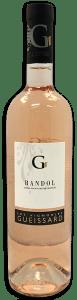 Château de l'Engarran rosé | Frankrijk | gemaakt van de druif: Carignan, Cinsault, Grenache, Mourvèdre