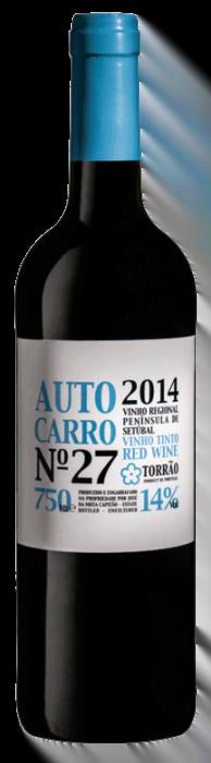 Autocarro Nr 27 Tinto | Portugal | gemaakt van de druif: