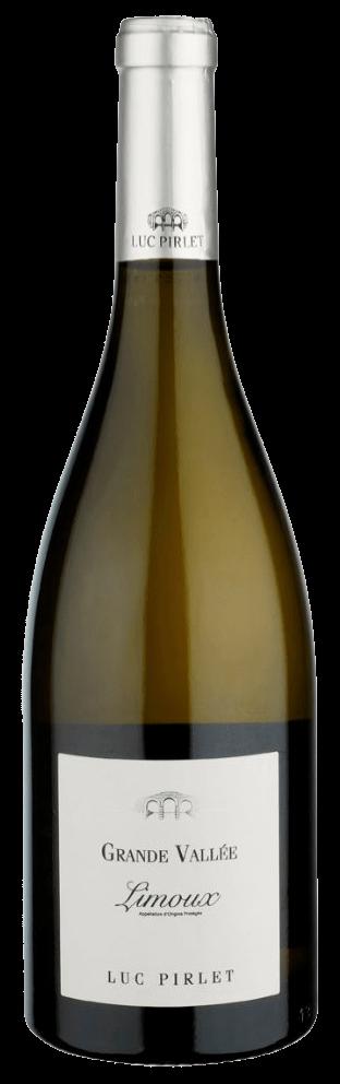 Domaine Luc Pirlet Grande Vallée Blanc | Frankrijk | gemaakt van de druif: Chardonnay, Chenin Blanc