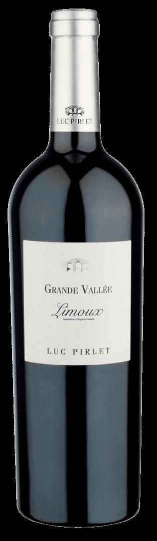 Domaine Luc Pirlet 'Grande Vallée' rouge | Frankrijk | gemaakt van de druif: Cabernet Sauvignon