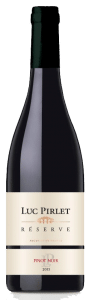 Domaine Luc Pirlet Pinot Noir 'Réserve' | Frankrijk | gemaakt van de druif: Pinot Noir